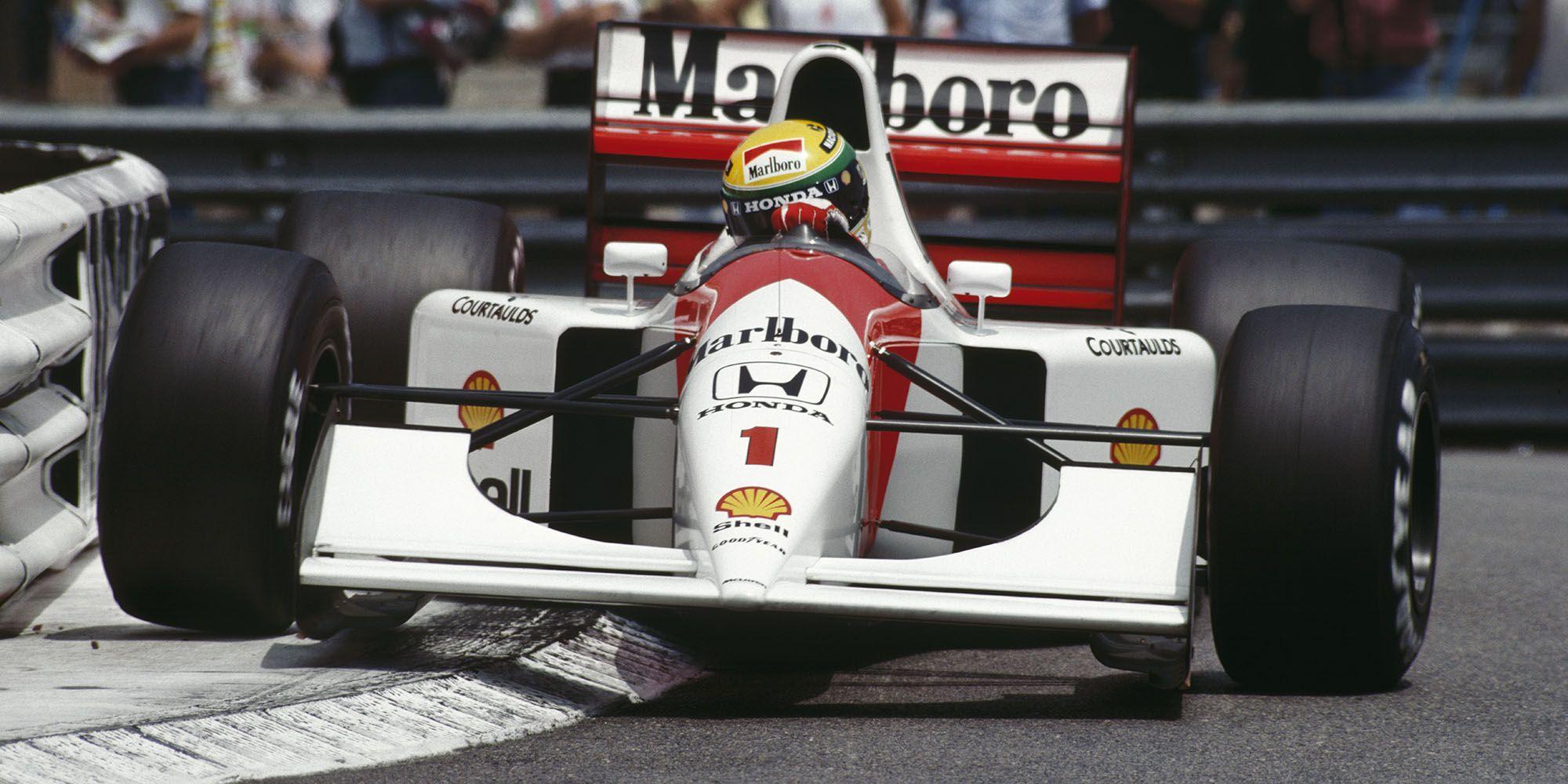 Senna Was Magic