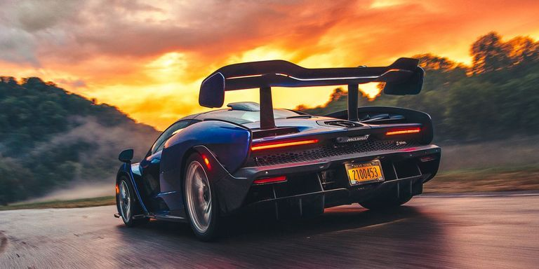 20 New Cars That Come With the Craziest Wings