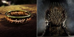 Juego de Tronos vs. El señor de los anillos