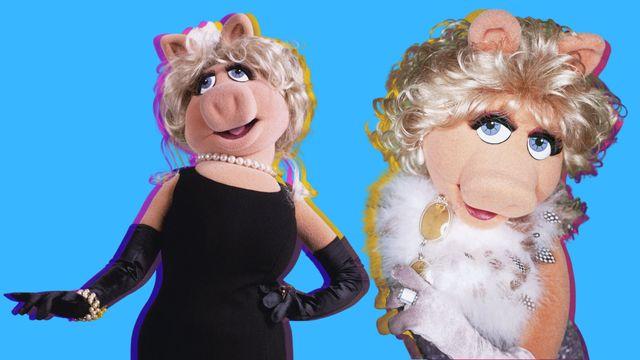 la señorita peggy, estrella absoluta de los muppets