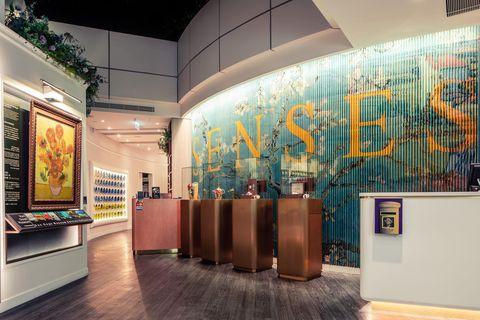 梵谷主題餐廳,Van Gogh SENSES