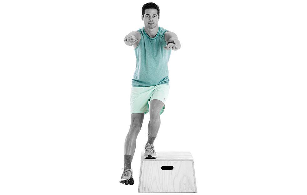 5 ejercicios excéntricos de piernas para añadir a tu entrenamiento y evitar lesiones