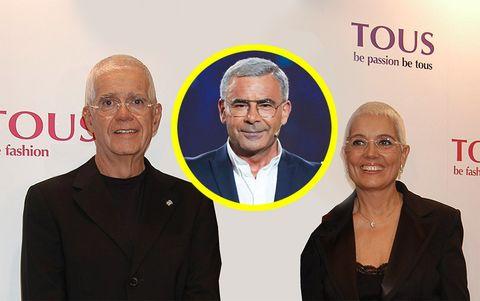 Jorge Javier Vázquez, Salvador Tous y Rosa Oriol, famosos parecidos separados al nacer