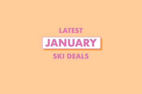 Cheap January ski holidays