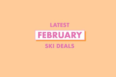 Cheap February ski holidays
