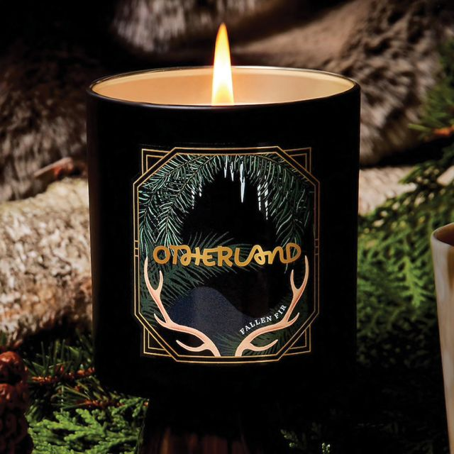 maison louis marie candle and black otherland candle