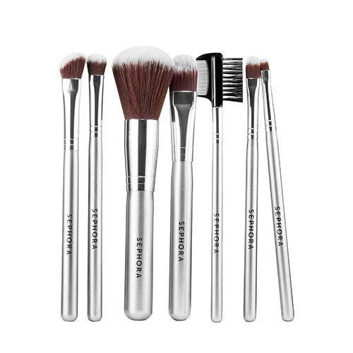 Sephora Collection Deluxe Antibacterial Brush Set