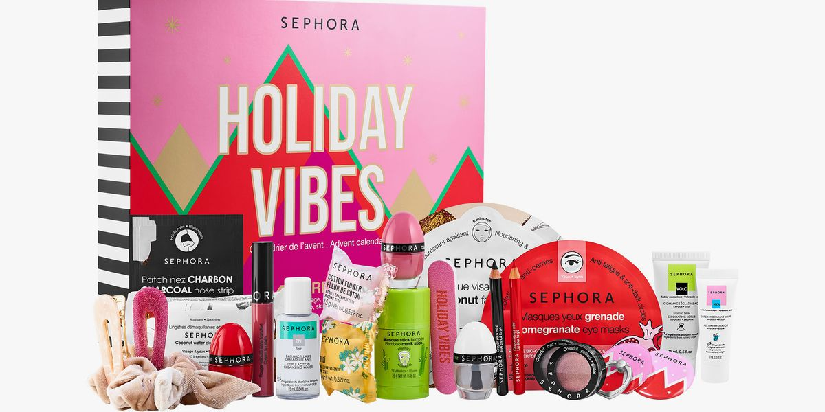 Sephora's Holiday Advent Calendars Are Here to Offer Beauty Surprises Throughout December