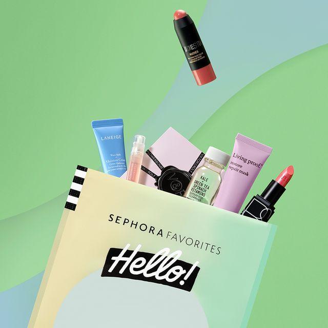 sephora favorites hello beauty sample box
