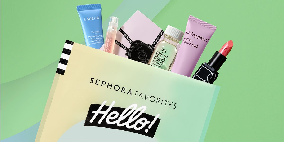 Sephora Just Released the Hello! Beauty Box That Gives You Samples for $10