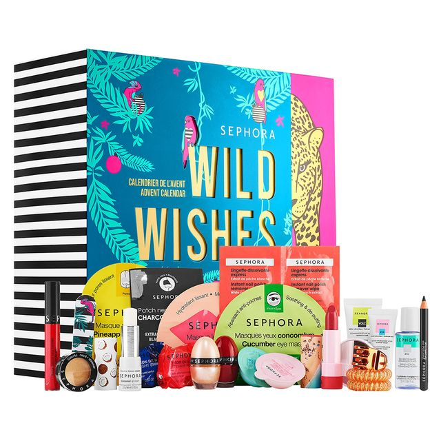 sephora 2020 holiday beauty advent calendar