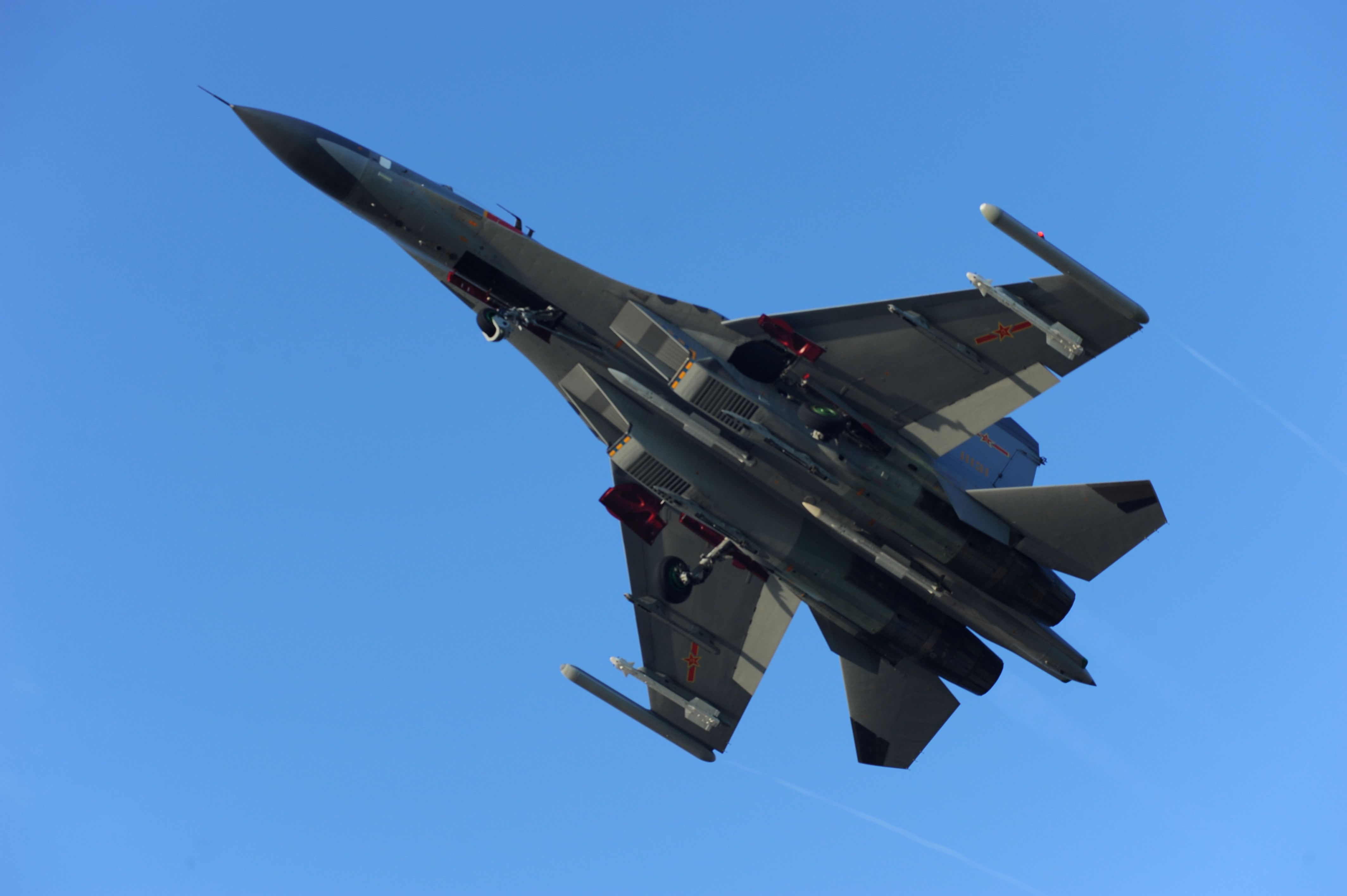 China Just Sent a Record Number of Warplanes to Taiwan's Coast—But It Was a Flop