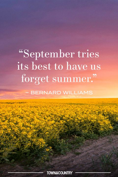 september quote