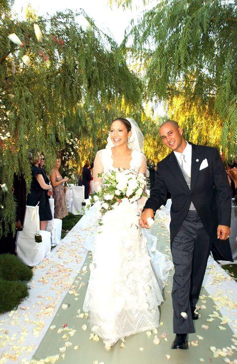 ジェニファー・ロペス アレックス・ロドリゲス 結婚式