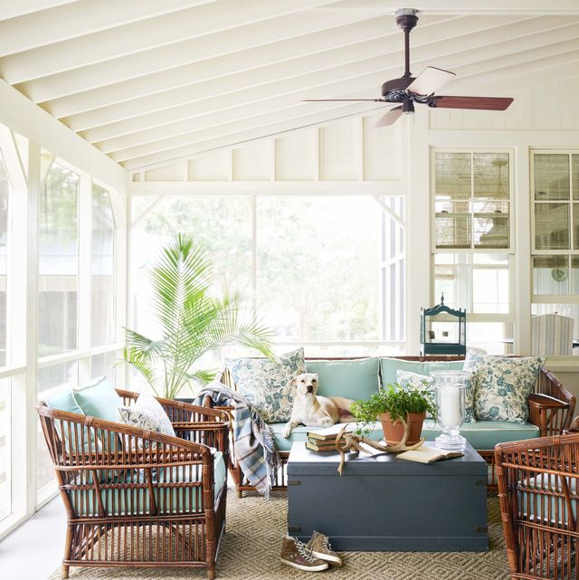 82 Best Front Porch Decorating Ideas How To Decorate A Patio