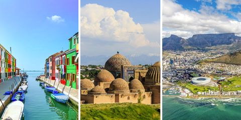 5 of the best holiday destinations to visit in September