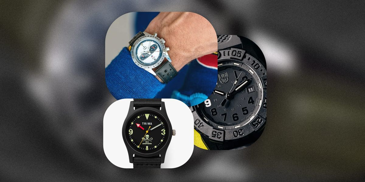 All the Coolest Watches That Came Out in September 2021