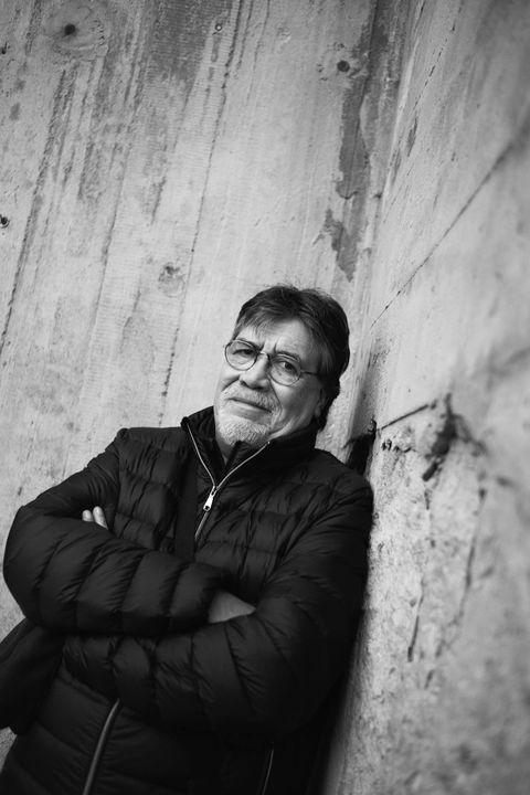 Portrait de Luis Sepulveda