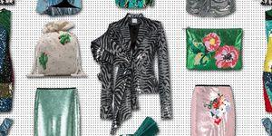 Best sequin dresses - sequin jacket