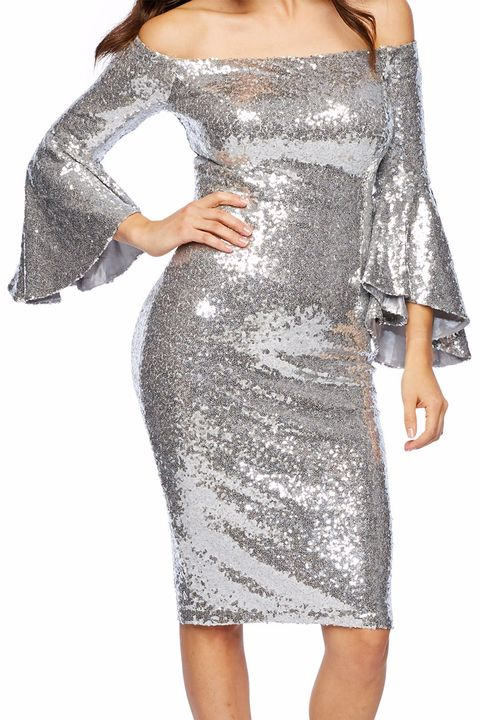 e149fc7087 Sequin Dress Best New Year s Eve Outfit