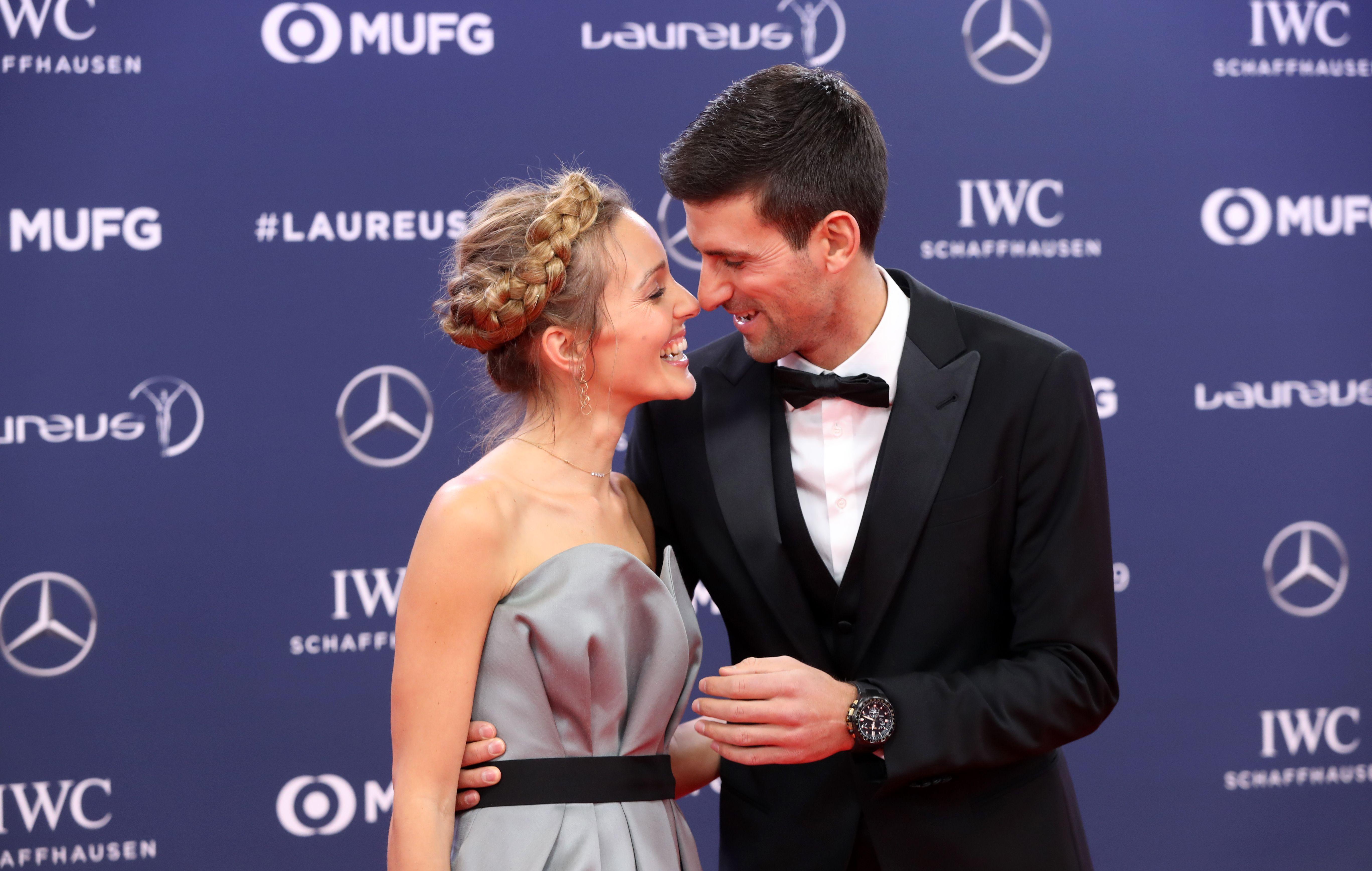Who Is Novak Djokovic S Wife Jelena Djokovic Meet The Tennis Star S Wife And Kids