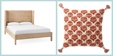 Furniture, Product, Orange, Room, Chair, Font, Interior design, Pattern, Cushion, Rectangle,