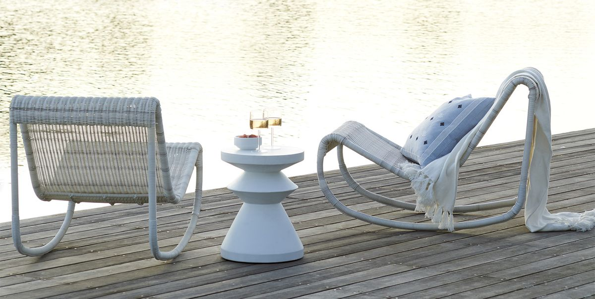 15 Best Outdoor Rocking Chairs 2021, Outdoor Patio Furniture With Rocking Chairs