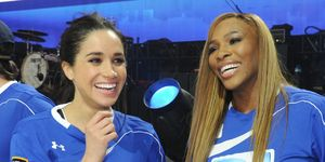 Meghan Markle Serena Williams