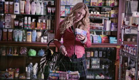 Shelf, Retail, Shelving, Bag, Beauty, Trade, Convenience store, Collection, Customer, Shopping,