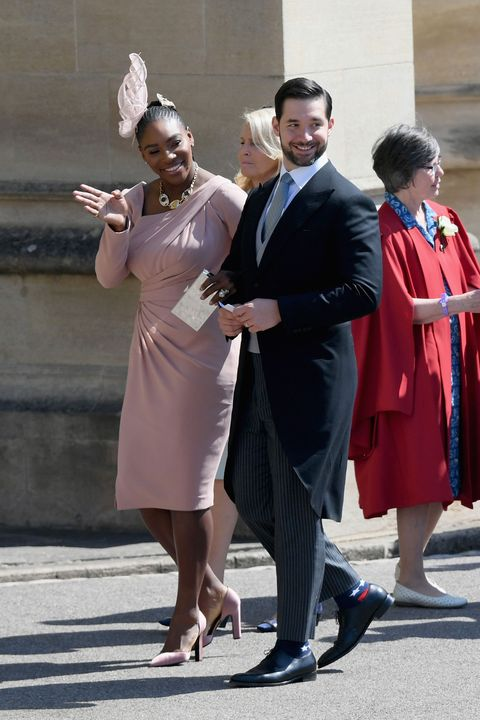 Serena Williams Royal Wedding.Serena Williams On The Royal Wedding It Was Good To See My Friend