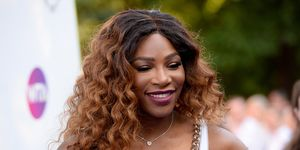 Serena Williams post baby diet