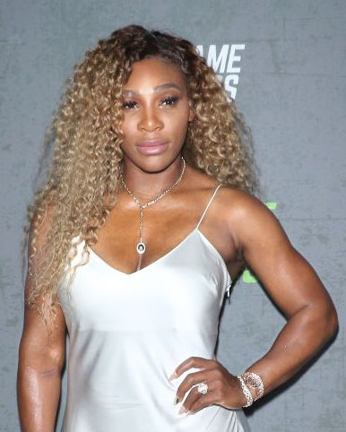 new york, new york   september 09 tennis player serena williams attends the the game changers new york premiere at regal battery park 11 on september 09, 2019 in new york city photo by jim spellmangetty images