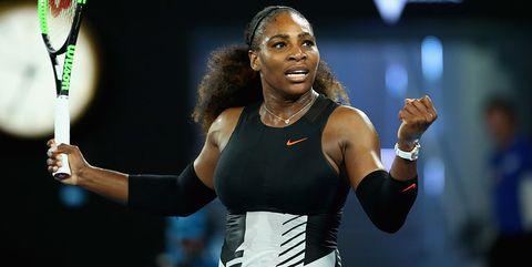 Serena Williams tennist