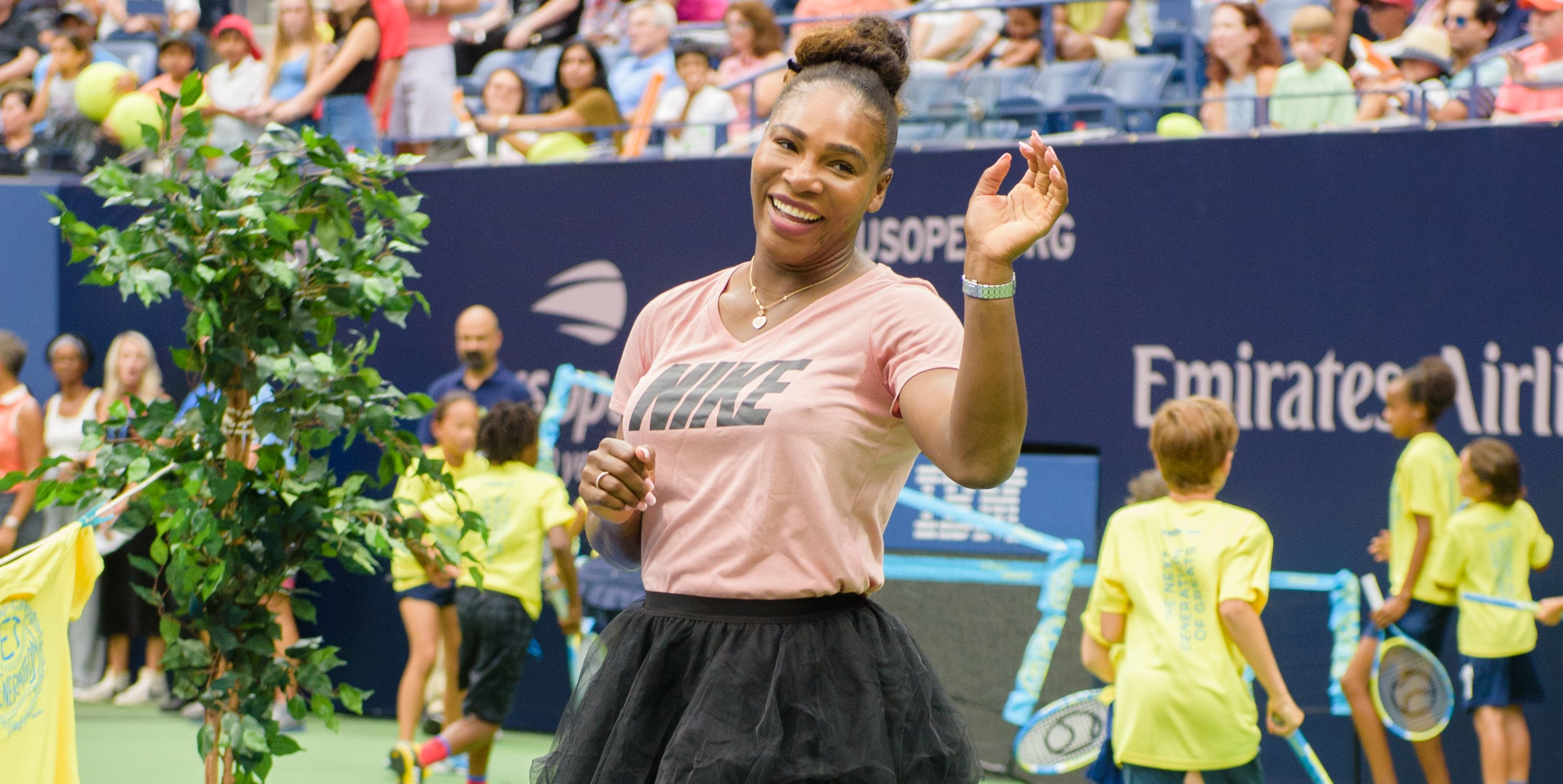2018 Arthur Ashe Kids' Day