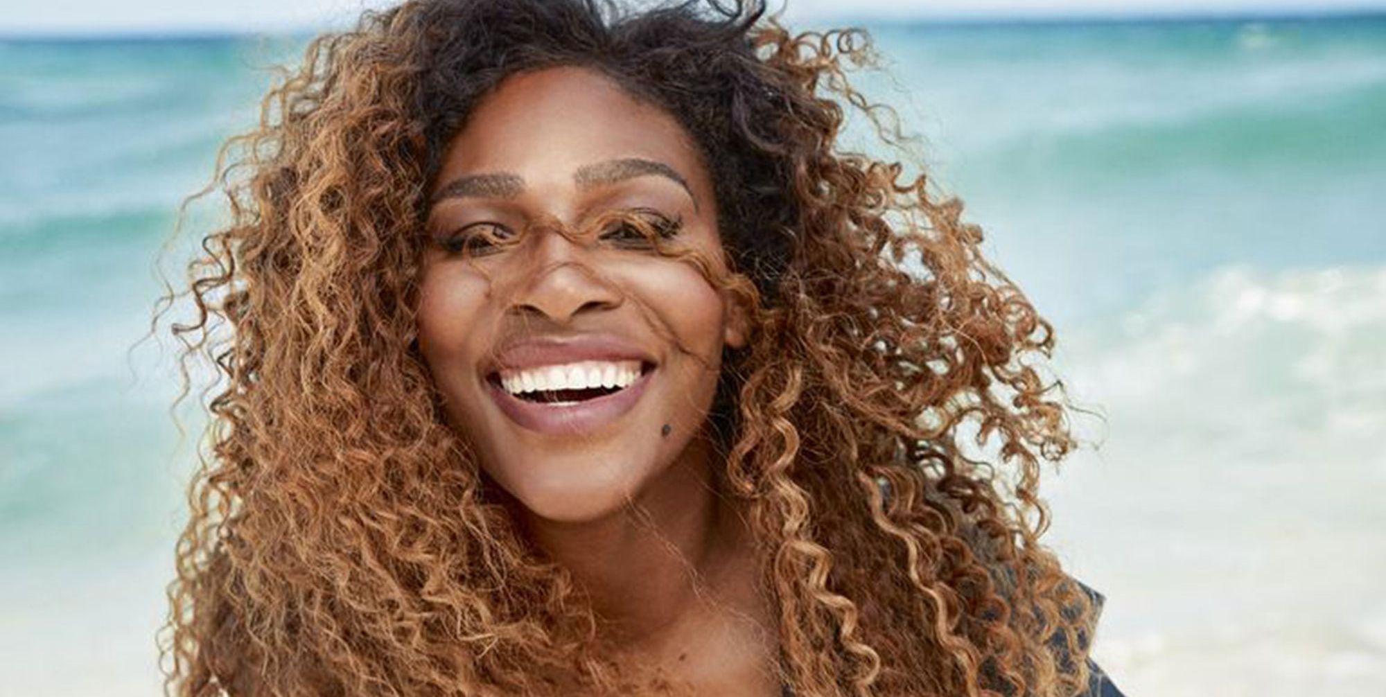 Behind the scenes video: Serena Williams for Harper's Bazaar