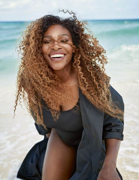 behind the scenes video serena williams for harper's bazaar