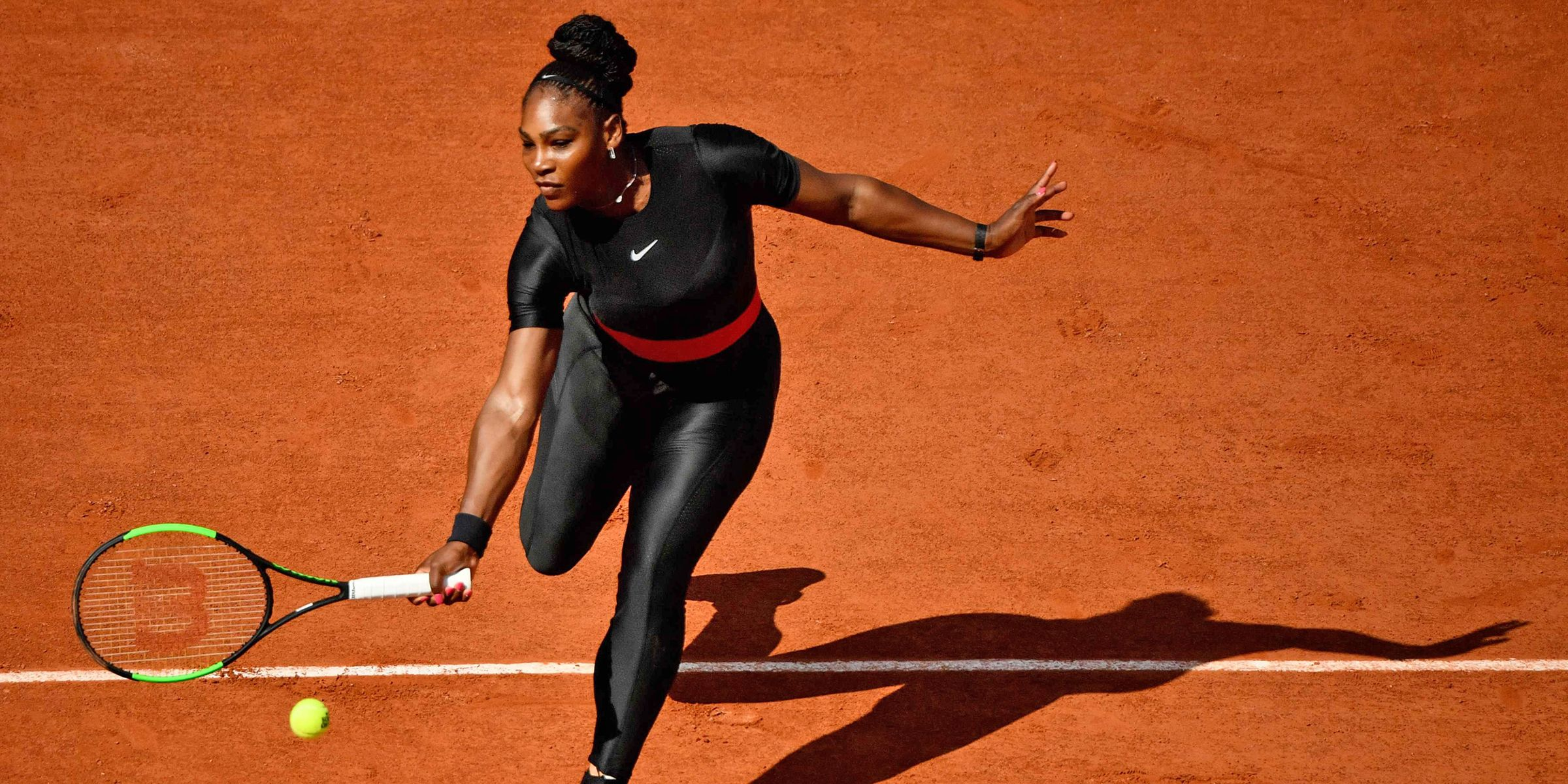 Serena Williams reageert op verbieden van haar 'Black