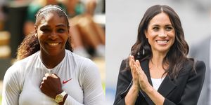 Duchess of Sussex, Serena Williams