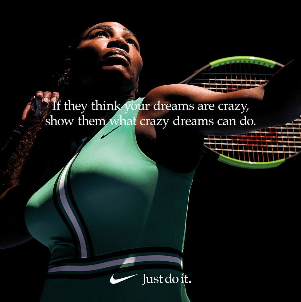 New Nike Commercial Celebrates Women In Sports Breaking Down Barriers
