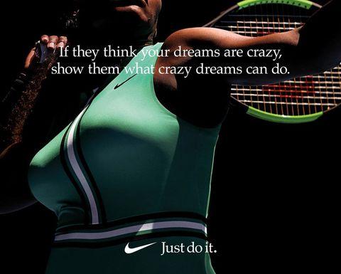 sale retailer dd5d9 815c6 New Nike Commercial Celebrates Women in Sports Breaking Down Barriers