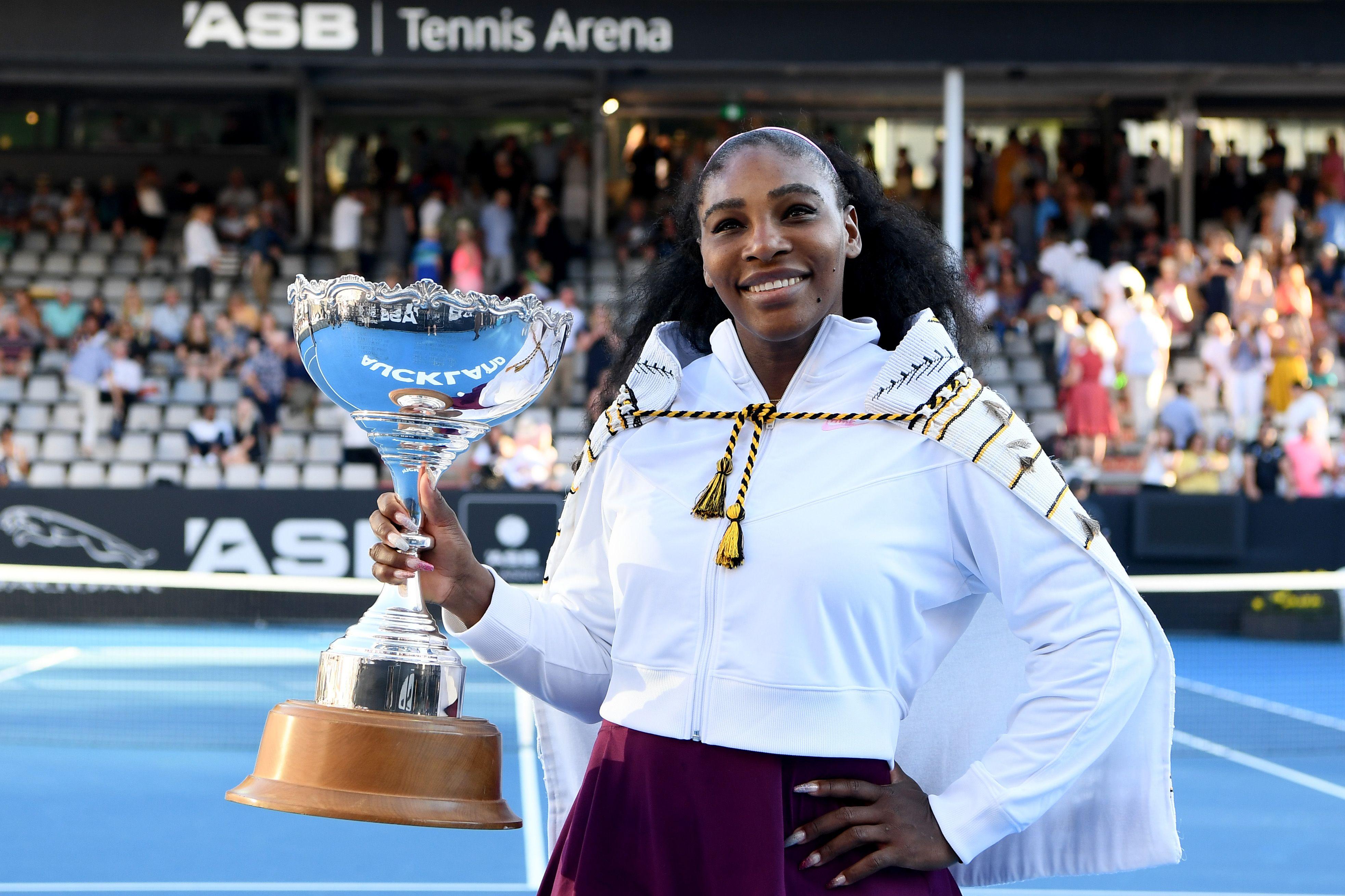 Serena Williams Donates Tennis Prize Money To Australia