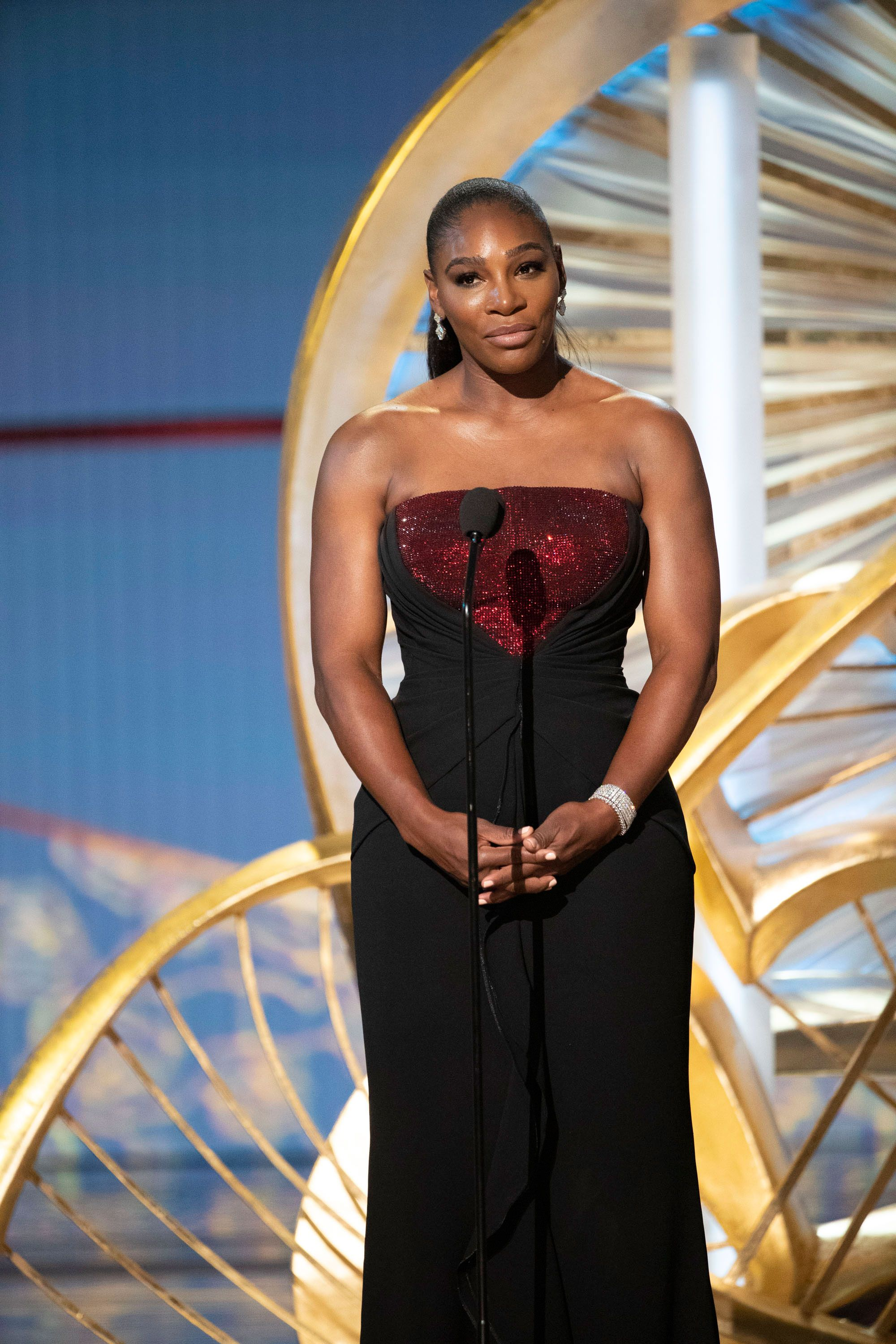 Serena Williams at 91st Oscars