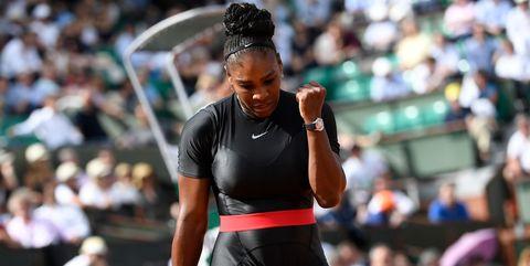 Serena Williams Bodysuit French Open 2018
