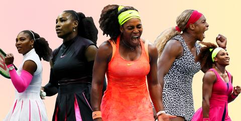 Serena Williams U.S. Open looks