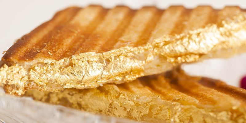 How to Make the Most Expensive Sandwich in the World