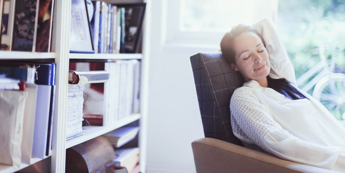 There's a scientific reason why you want to nap all the time