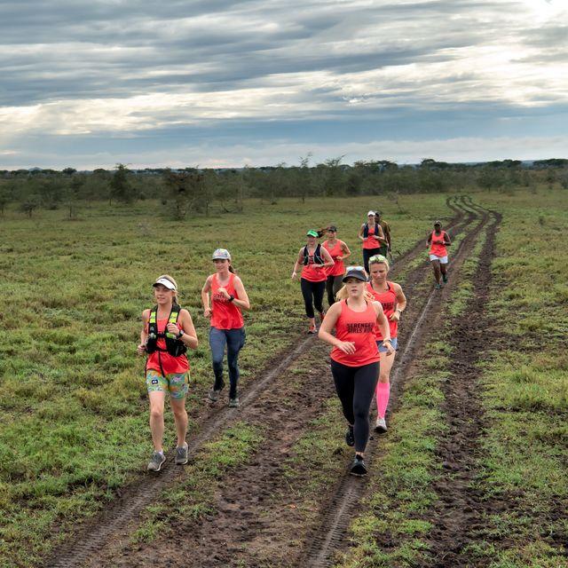 serengeti girls run