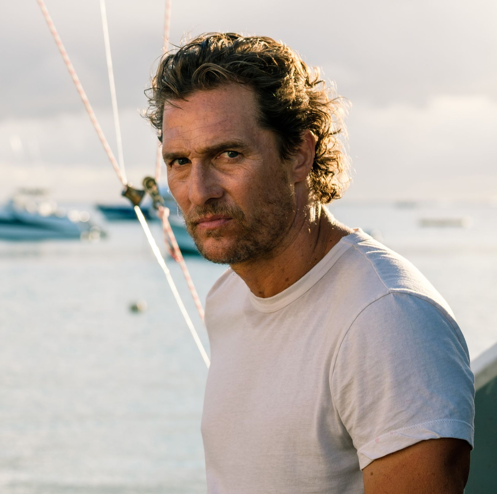 Matthew McConaughey's Serenity Is So Insane That No Headline Can Begin to Do it Justice