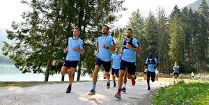 Italia recomienda no correr en grupo