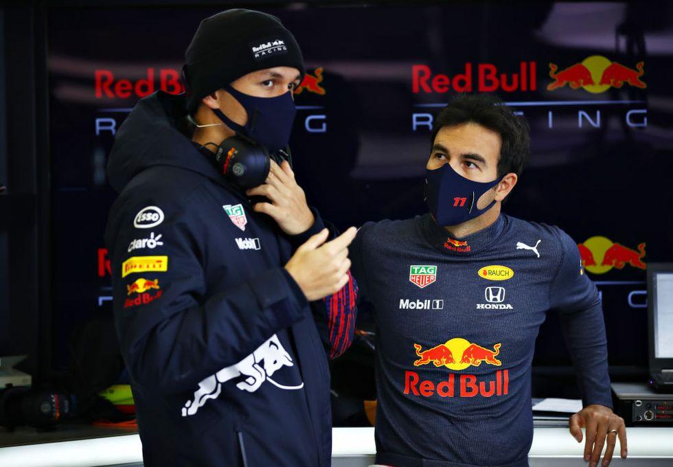 Albon se aferra a la F1 y piensa incluso en AlphaTauri